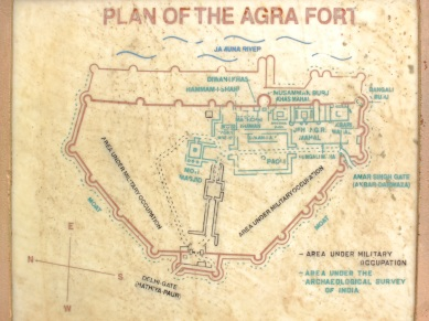 Besides as a palace and fort, nowadays is used by military officials