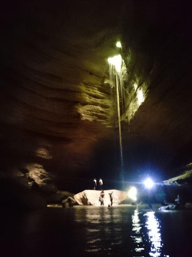 The mystical Sinjang Lawang Cave