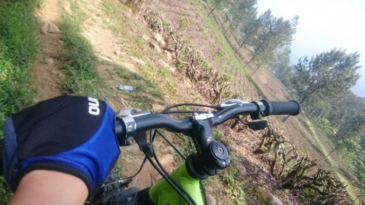Biking Gunung Mas
