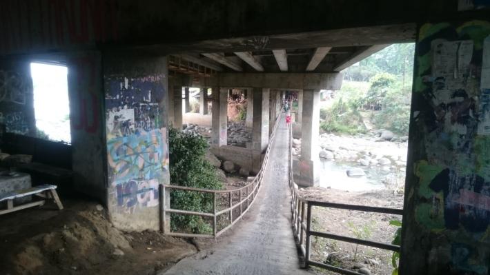 Katulampa tunnel terowongan